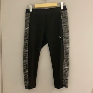 🧘♀️2/$30 PUMA cropped leggings with pockets